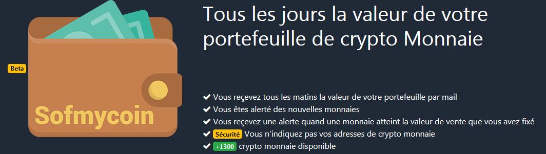 Sof My Coin : Crypto Monnaie